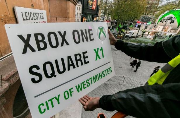 xbox-one-street-sign